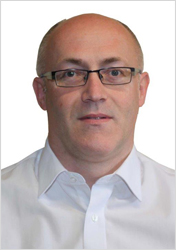 Irish Casing Company team - David Waters